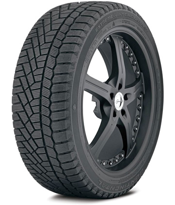 Шины Continental ExtremeWinterContact 215/60 R17 96T (нешип)